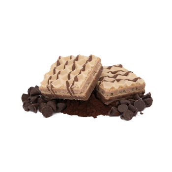 Triple Chocolate Wafers